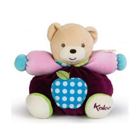 Kaloo Urso Maçã Colors