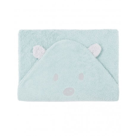 Toalha de Banho Bear Cinza