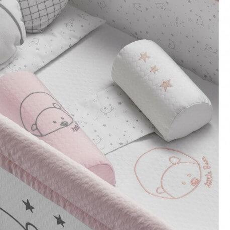 Almofada Posicionadora Dorsal Bear Rosa