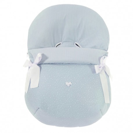 Forra p/ Babycoque Dolce Azul