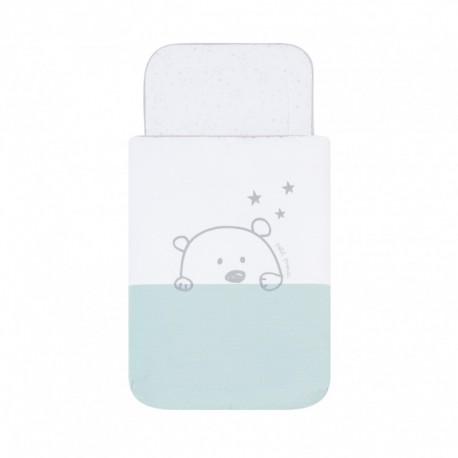 Saco de Dormir p/ Alcofa Bear Mint