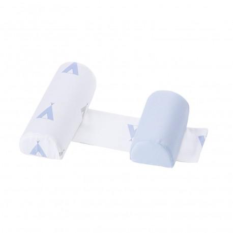 Almofada Posicionadora Dorsal Indiana Blu