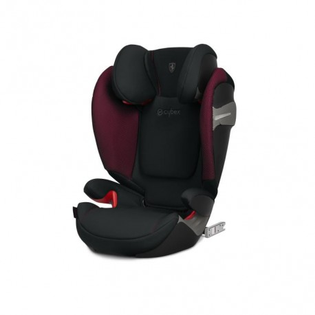 Cybex Solution S-Fix Scuderia Ferrari