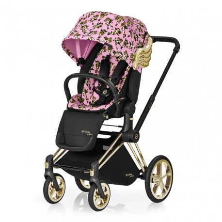 Cybex Priam Cherubs Pink by Jeremy Scott