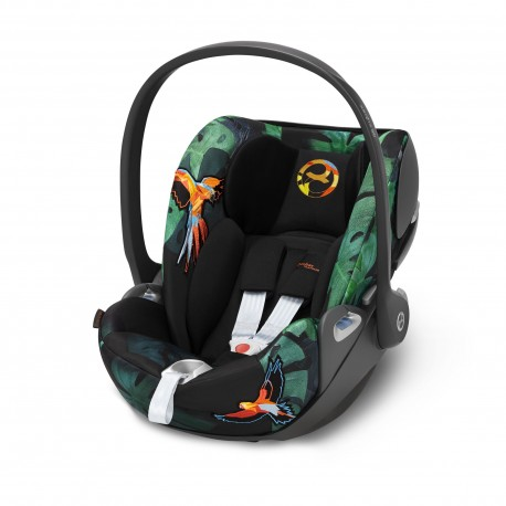 Cybex Cloud Z i-Size Birds of Paradise