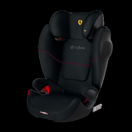 Cybex Solution M-Fix SL Scduderia Ferrari