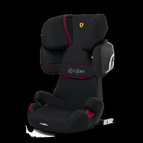 Cybex Solution X2-Fix SL Scduderia Ferrari