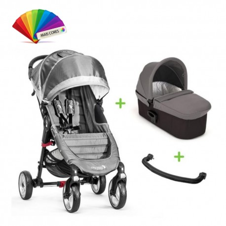 Baby Jogger City Mini 4 DUO