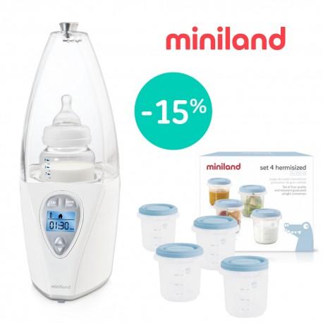 Miniland Warmy Advanced