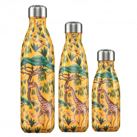Termo Tropical Giraffe