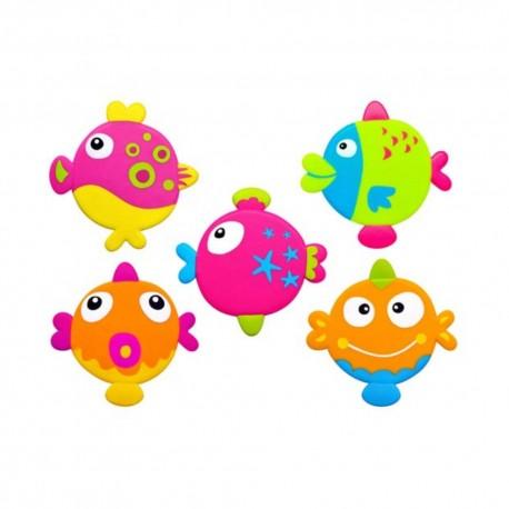 Peixinhos Antiderrapantes Banheira