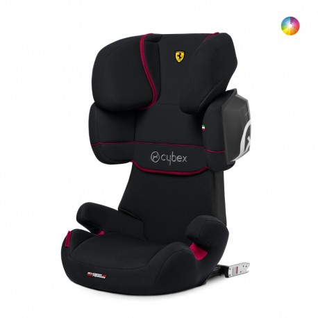 Cybex Solution X2-Fix SL Scduderia Ferrari