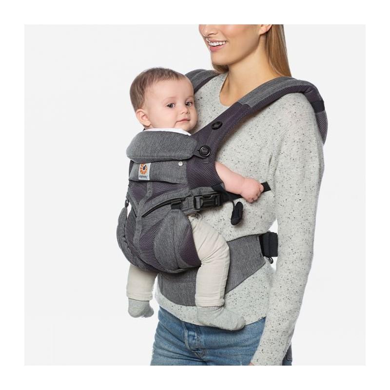 Mochila Maternidade com Alças Reguláveis Classic Rosa Hug