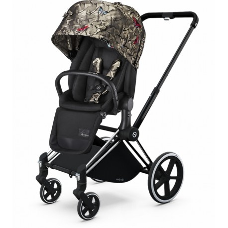 Cybex Priam Lux Seat Butterfly
