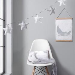 Quadro Decorativo Dream Cinza