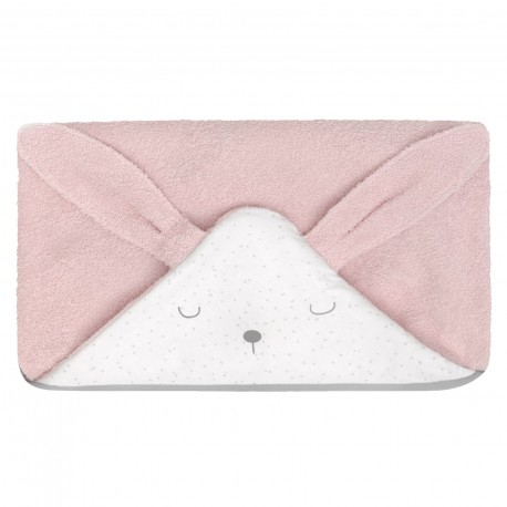 Toalha de Banho Sleepy Rosa