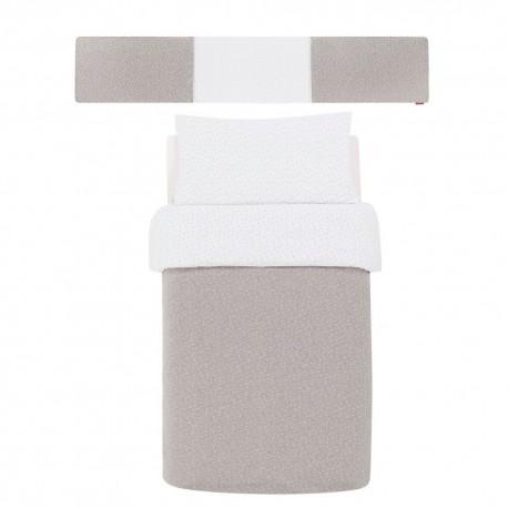 Capa de Edredão + Protetor Berço Mini Stella