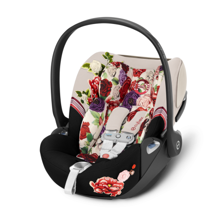 Cybex Cloud Z i-Size c/ Sensorsafe Spring Blossom Light