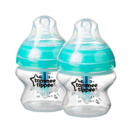 Pack 2 Biberões Advanced Anticolic Tommee Tippee
