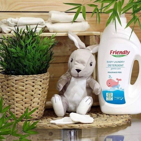 Friendly Organic - Detergente para roupa