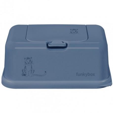 FunkyBox Azul Tigre