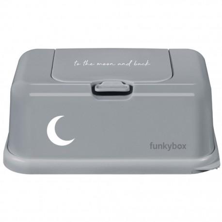FunkyBox Gris Luna