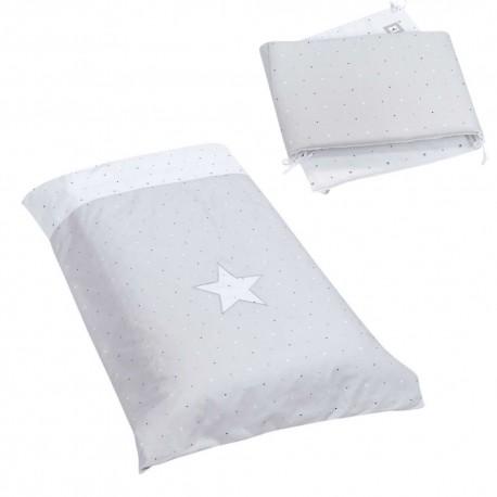 Alondra Colcha + Protetor Galaxy