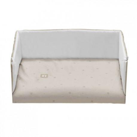 Alondra Colcha + Protetor Mini Berço Vento
