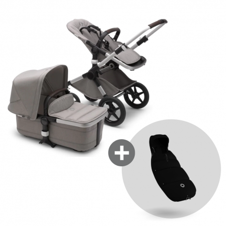 Bugaboo Fox Mineral Collection