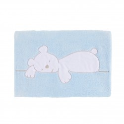 Manta Polar Dream Azul
