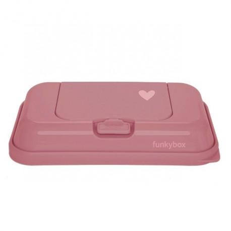 FunkyBox To Go Coração Rosa