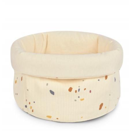 Baby Clic Cesto de Cosméticos Confetti Ivory