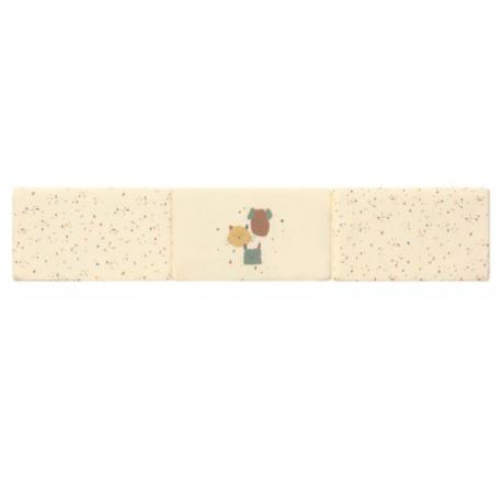 Baby Clic Protetor Berço Confetti Ivory