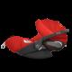 Cybex Talos S Lux Black + Cloud Z + Adaptadores