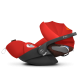 Cybex Balios S Lux Black + Cloud Z + Adaptadores+ Base Isofix