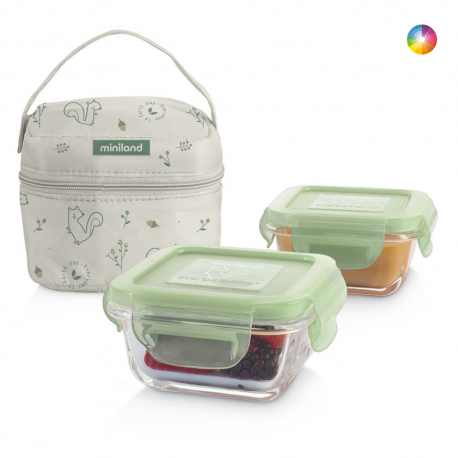 Pack-2-Go NaturSquare