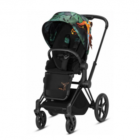 Cybex Priam Lux Seat Birds of Paradise