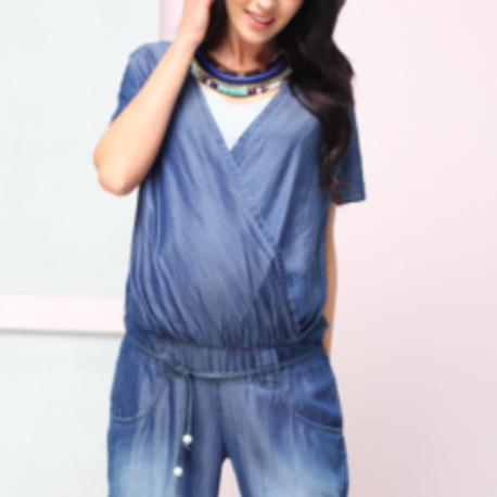 9 Fashion Macacão Adego