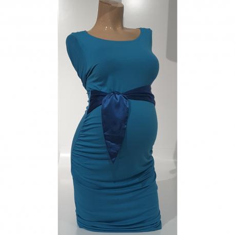 9 Fashion Vestido Dacjnew Azul